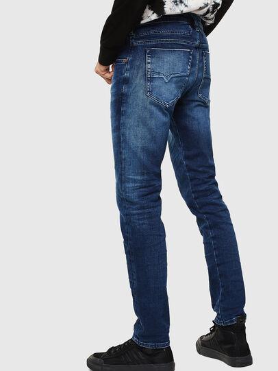 Diesel - D-Bazer 0095N, Bleu moyen - Jeans - Image 4