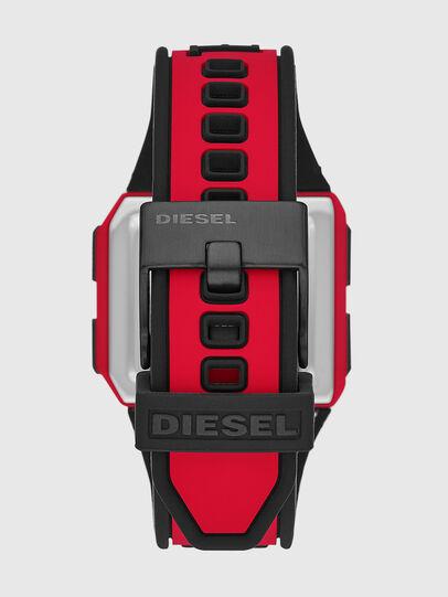 Diesel - DZ1923, Rouge/Noir - Montres - Image 3