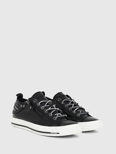 Diesel - EXPO-ZIP LOW W, Noir - Baskets - Image 2