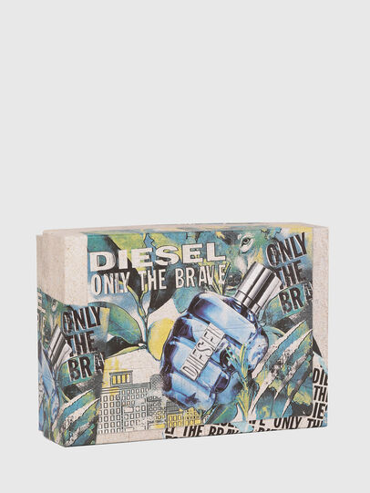 Diesel - ONLY THE BRAVE 50 ML GIFT SET, Blanc - Only The Brave - Image 2