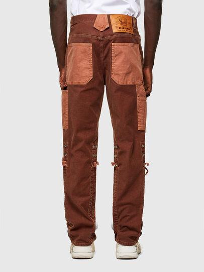 Diesel - D-Franky JoggJeans® 0DDAW, Marron - Jeans - Image 2