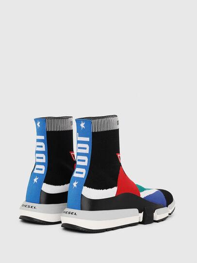 Diesel - H-PADOLA HIGH SOCK, Multicolore - Sneaker - Image 3