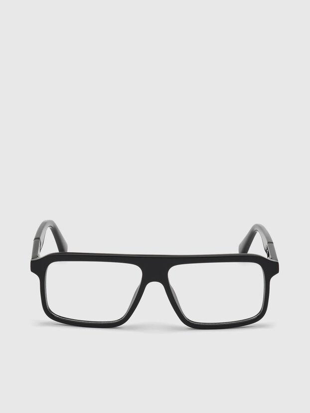 DL5370, Noir - Monture optique