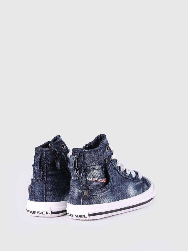 Diesel - SN MID 20 EXPOSURE Y, Jean Bleu - Footwear - Image 3