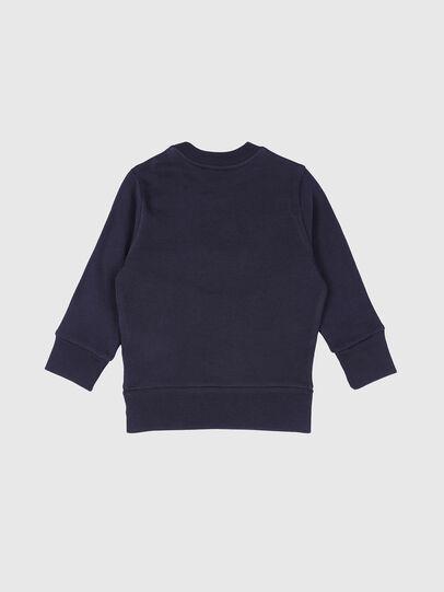 Diesel - SALLIB-R, Bleu Marine - Pull Cotton - Image 2