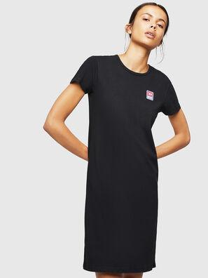 UFLT-ISOLLA, Noir - T-Shirts