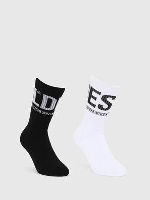 SKM-ZRAYBIPACK, Noir/Blanc - Underwear