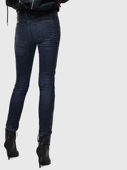 Diesel - D-Ollies JoggJeans 069JY, Bleu Foncé - Jeans - Image 2