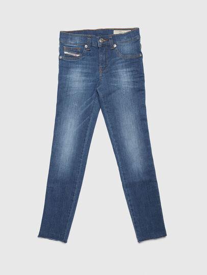 Diesel - DHARY-J, Bleu moyen - Jeans - Image 1