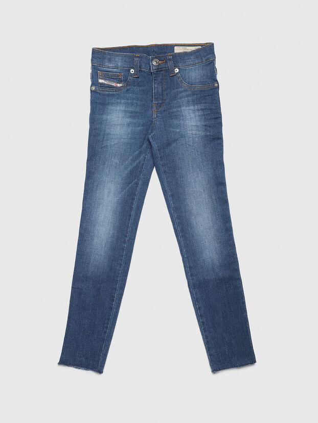 DHARY-J, Bleu moyen - Jeans