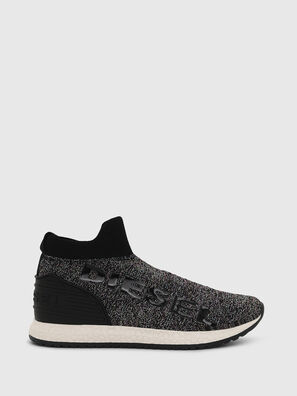 SLIP ON 03 LOW SOCK, Noir - Footwear