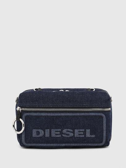 Diesel - FUTURAH, Bleu - Sacs en bandoulière - Image 1