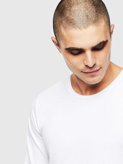 Diesel - UMTEE-JODY, Blanc - T-Shirts - Image 4