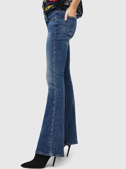 Diesel - D-Ebbey 082AB, Bleu Foncé - Jeans - Image 4