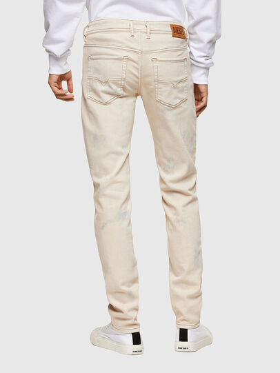 Diesel - Sleenker 009VJ, Blanc - Jeans - Image 2