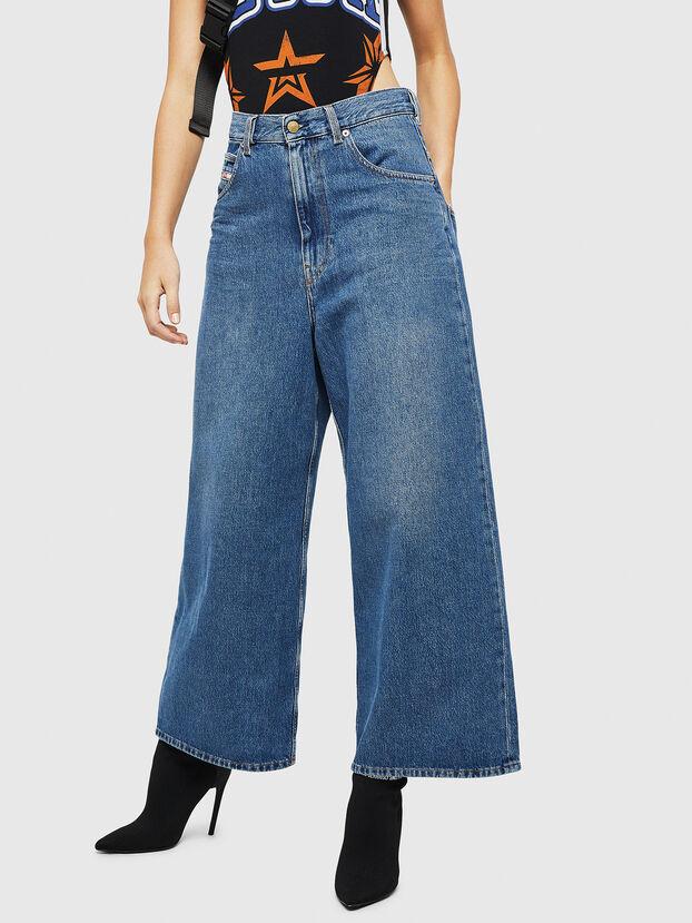 D-Luite 080AN, Bleu moyen - Jeans