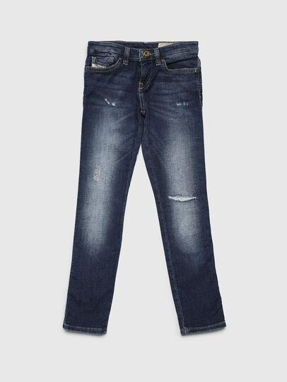Diesel - SKINZEE-LOW-J JOGGJEANS-N, Bleu moyen - Jeans - Image 1