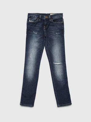 SKINZEE-LOW-J JOGGJEANS-N, Bleu moyen - Jeans