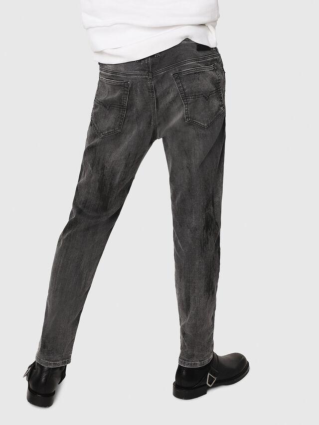 Diesel - Narrot JoggJeans 8880U, Noir/Gris foncé - Jeans - Image 2