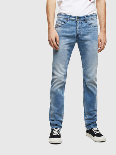 Diesel - Safado 069MN, Bleu Clair - Jeans - Image 1