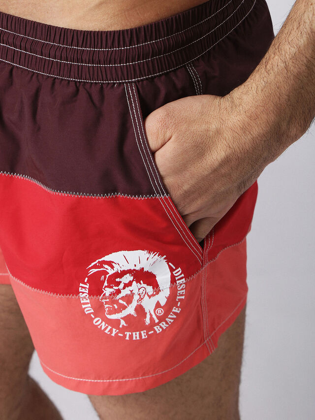Diesel - BMBX-CAYBAY SHORT, Rouge - Boxers - Image 3