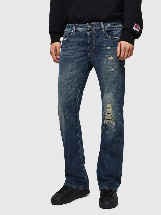 Zatiny 083AC, Bleu Foncé - Jeans