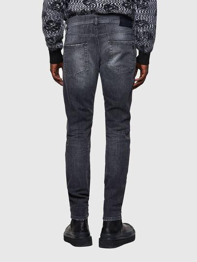 Diesel - D-Strukt JoggJeans® 009QT, Noir/Gris foncé - Jeans - Image 2