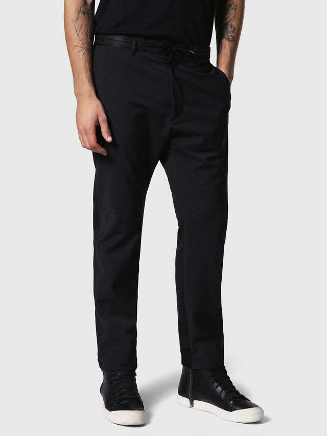 Diesel - P-HONNYER, Noir - Pantalons - Image 3