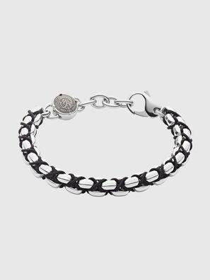 DX1180, Gris argenté/Noir - Bracelets