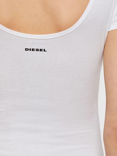 Diesel - UFTK-BODY-SV, Blanc - Bodys - Image 3