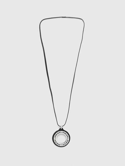 Diesel - N-JAP, Noir - Bijoux et Gadgets - Image 1