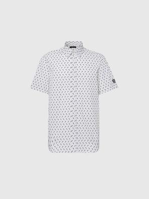 S-RILEY-SHO-KA, Blanc - Chemises
