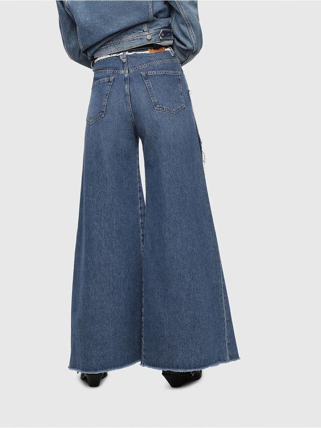 Diesel - D-Izzier 080AN, Bleu moyen - Jeans - Image 2