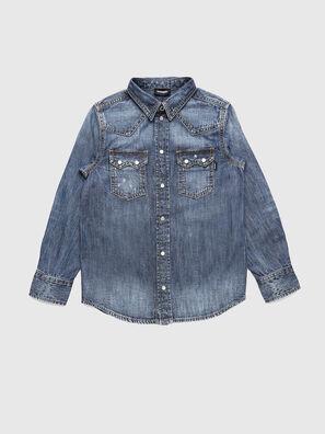CLEO, Bleu moyen - Chemises