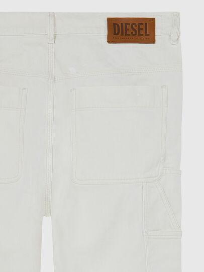 Diesel - D-Franky 009BZ, Blanc - Jeans - Image 5