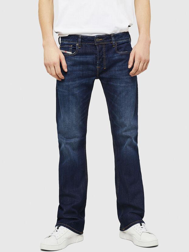 Zatiny 082AY, Bleu Foncé - Jeans