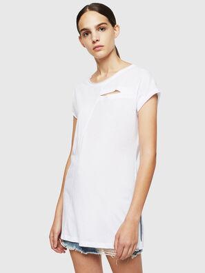 T-DIMMY-A, Blanc - Haut