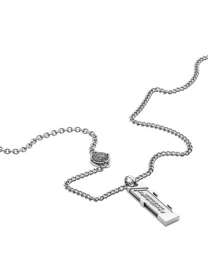 Diesel - NECKLACE DX1036,  - Colliers - Image 2