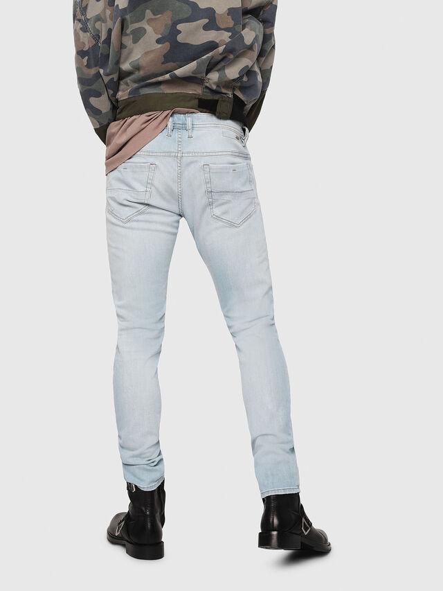 Diesel - Thommer 081AR, Bleu Clair - Jeans - Image 2