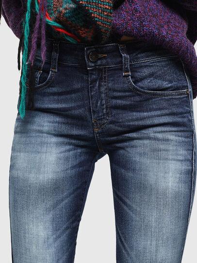 Diesel - D-Ollies JoggJeans 069IE, Bleu Foncé - Jeans - Image 3