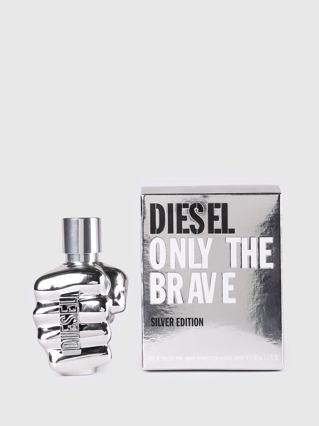 Diesel - ONLY THE BRAVE SILVER EDITION 50ML, Générique - Only The Brave - Image 1