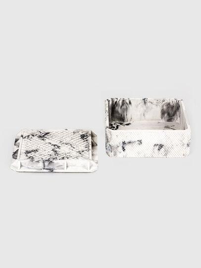 Diesel - 11070  WORK IS OVER, Blanc - Accessoires de Maison - Image 5