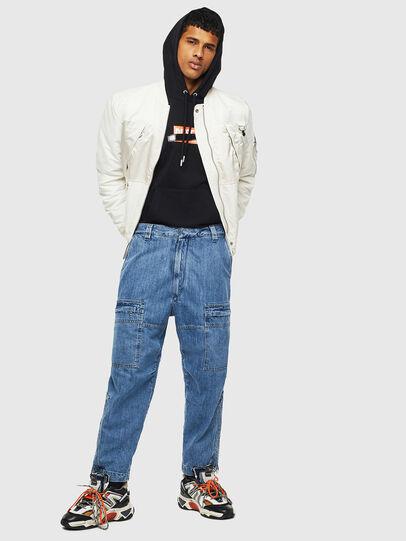 Diesel - D-Luks 009CL, Bleu Clair - Jeans - Image 8