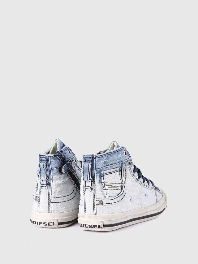 Diesel - SN MID 20 EXPOSURE Y, Bleu Clair - Footwear - Image 3