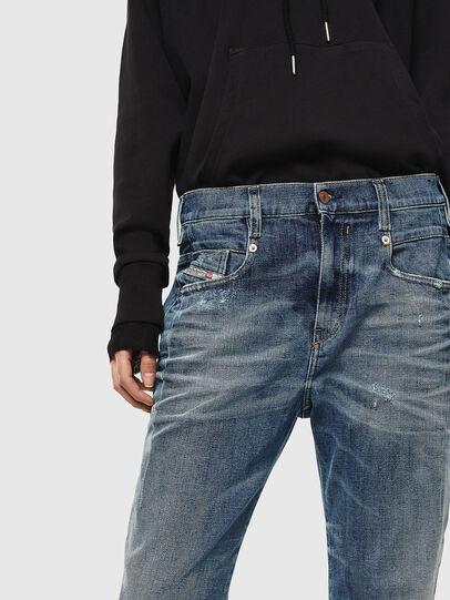 Diesel - Fayza 0890Y, Bleu moyen - Jeans - Image 3