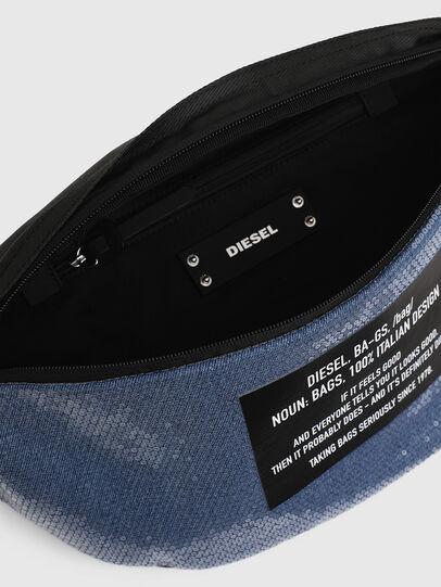 Diesel - D-THISBAG BELT, Bleu/Noir - Sacs ceinture - Image 5