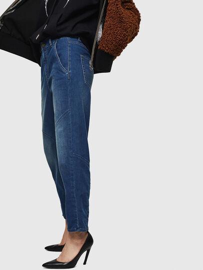 Diesel - D-Rollar JoggJeans 069IT, Bleu moyen - Jeans - Image 4