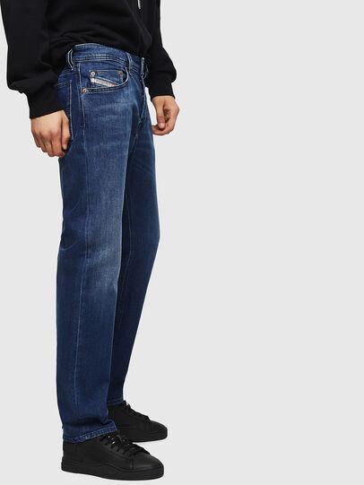 Diesel - Waykee 082AZ, Bleu Foncé - Jeans - Image 5