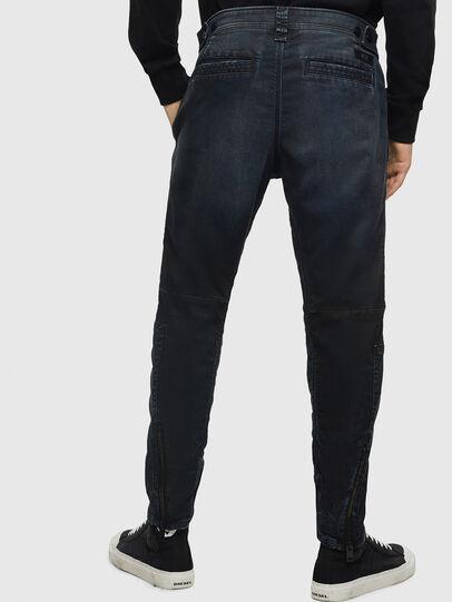 Diesel - D-Earby JoggJeans 069MD, Bleu Foncé - Jeans - Image 2