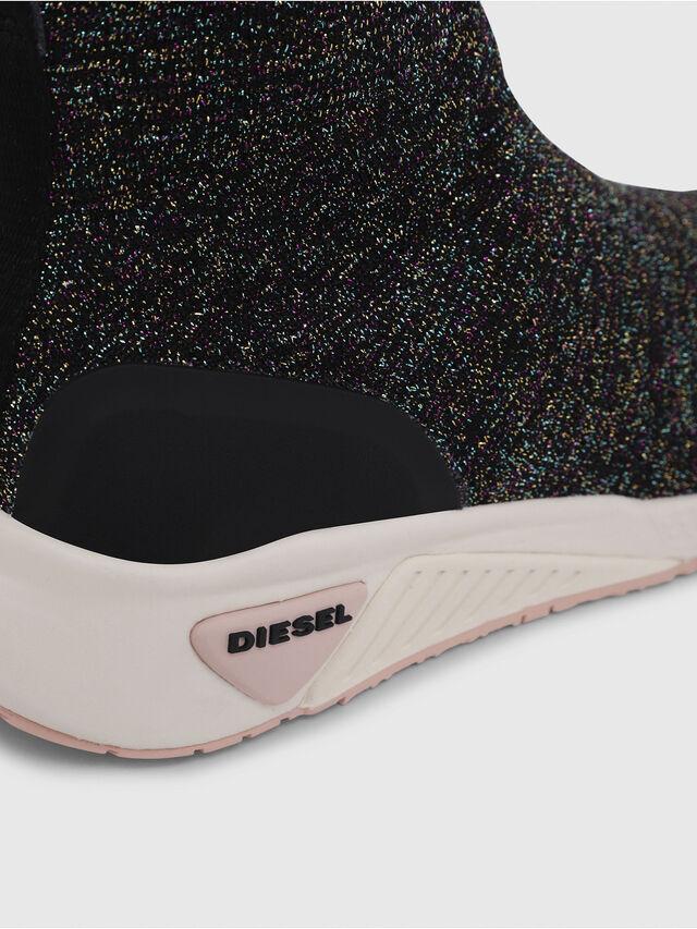 Diesel - S-KBY SOCK W, Polychrome/Noir - Baskets - Image 4